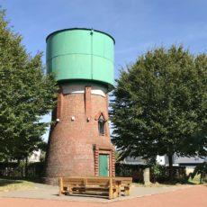 Alter Wasserturm in Witzhelden