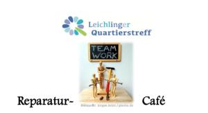 Reparatur-Café im Quartierstreff @ Leichlinger Quartierstreff