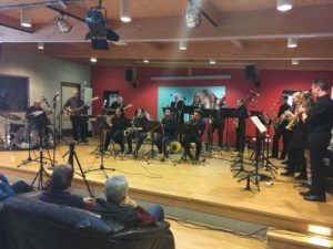 """Jazz Konzert der Big Band der Musikschule """"So What"""" @ Kinder- und Jugendzentrum Leichlingen"""