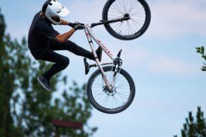 Fahrrad- und Kickboard-Geschicklichkeitsturnier @ Schulhof der Grundschule Flamerscheid