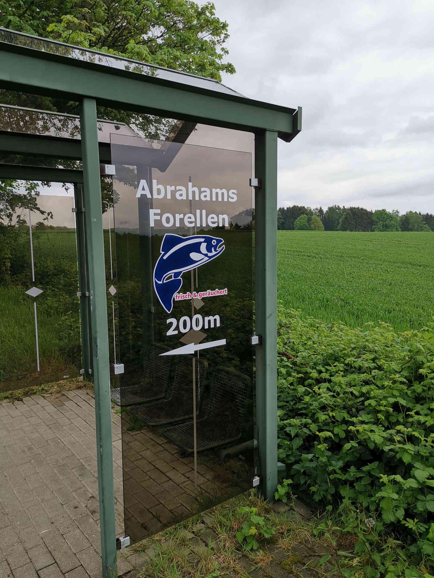 Abrahams Forellen