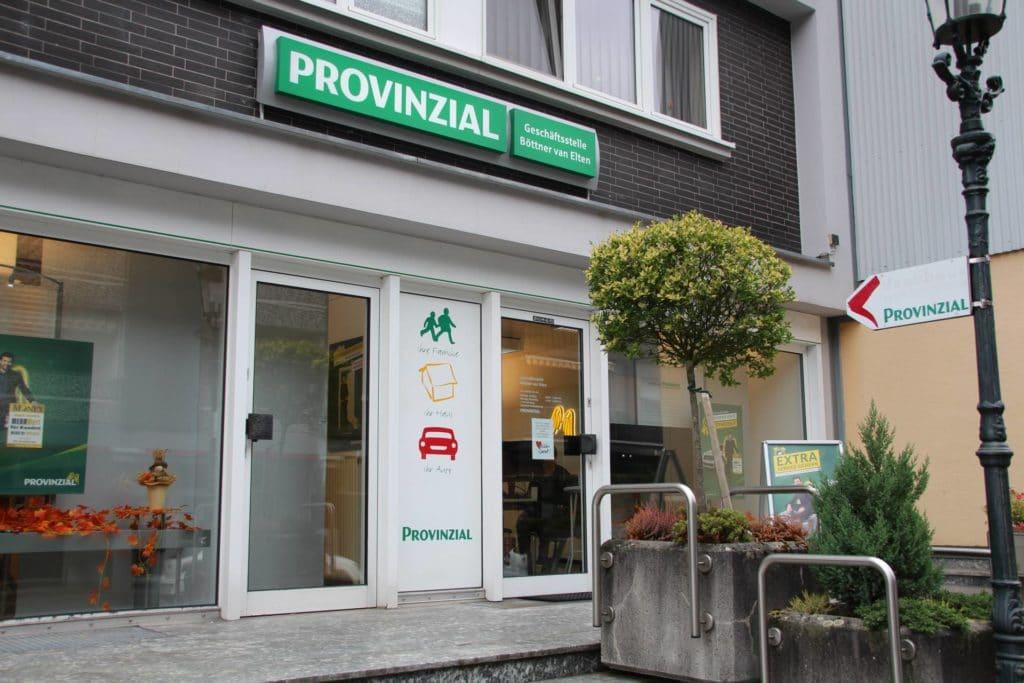 Provinzial Geschäftsstelle